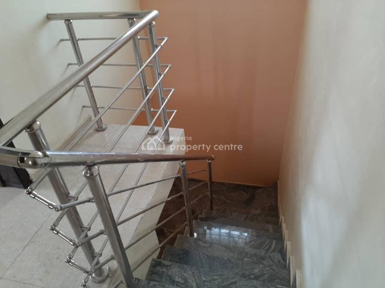 Newly Built 4 Bedroom Detached House with a Room Bq, Off Ogungbemiro Street, Allen, Ikeja, Lagos, Detached Duplex for Sale