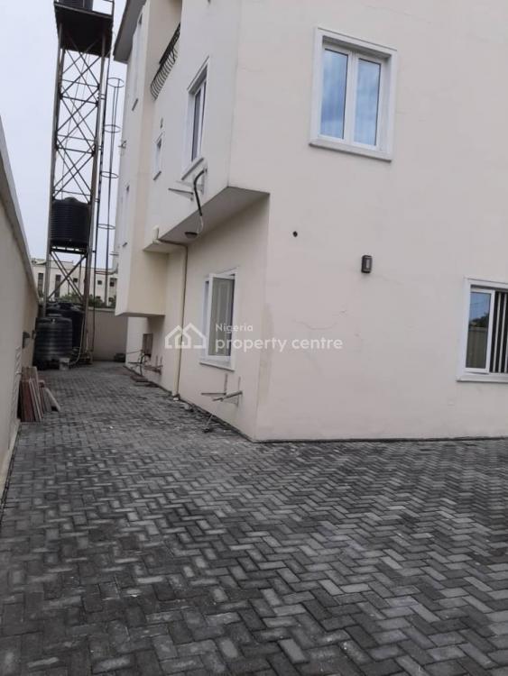 Luxury 6 Bedroom Fully Detached Duplex with Bq, By Whitesands School Elf Bus Stop, Petrocam, Lekki Phase 1, Lekki, Lagos, Detached Duplex for Sale