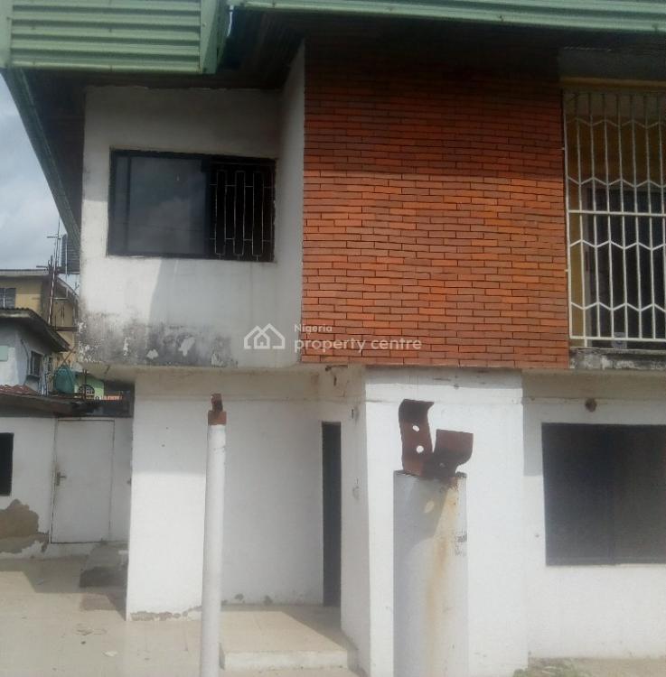 4 Bedroom Semi Detached House with Bq, Off Awolowo Way, Adeniyi Jones, Ikeja, Lagos, Semi-detached Duplex for Sale