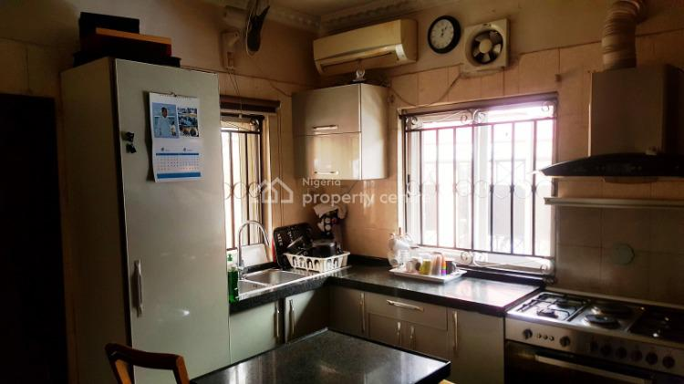 4 Bedroom Semi-detached Duplex with Bq, Off Maryland Crescent, Maryland, Lagos, House for Sale
