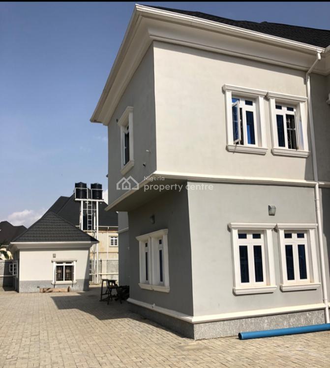 5 Bedroom Detached Duplex, Efab Metropolis, Gwarinpa, Abuja, Detached Duplex for Rent