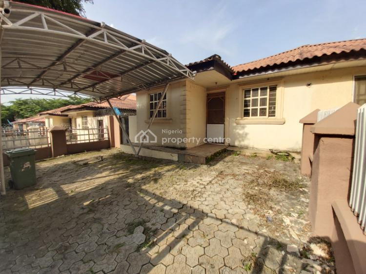 Newly Renovated and Well Located 3 Bedroom Bungalow, Citec Estate, Mbora (nbora), Abuja, Semi-detached Bungalow for Sale