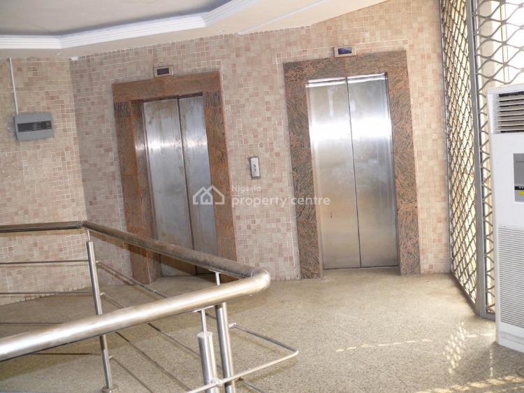 9 Storey Building with 2900m2 Space and Car Park for 40 Cars, Along Allen Avenue, Ikeja, Lagos, Office Space for Sale