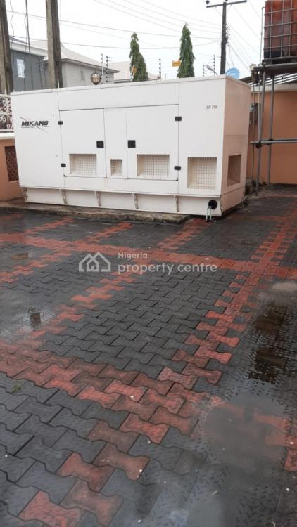 3 Rooms Services Apartment, Chevy View Estate, Lekki Phase 2, Lekki, Lagos, Terraced Duplex Short Let