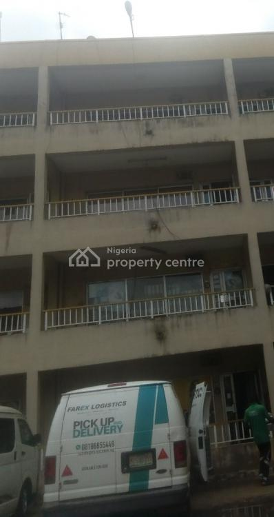 36m2 of Office Space with Toile, Ogba Arcade, Ogba, Ikeja, Lagos, Office Space for Sale