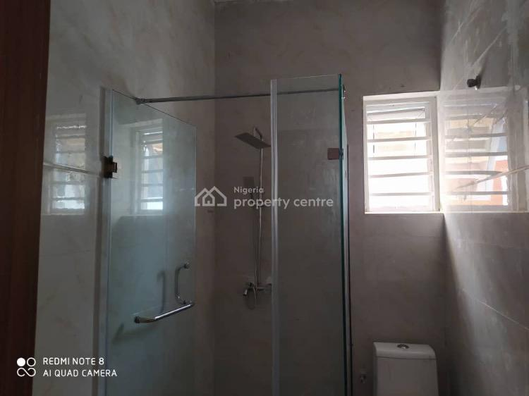 New Terrace House in a High Brow Area, Chevron Drive, Orange Island, Lekki, Lagos, Terraced Bungalow for Rent