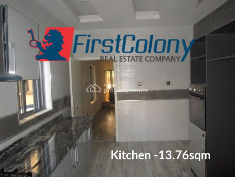 Luxury and Fully Serviced 4 Bedroom Semi-detached Duplex, Off Kings Way, Alfred Rewane Road, Old Ikoyi, Ikoyi, Lagos, Semi-detached Duplex for Rent