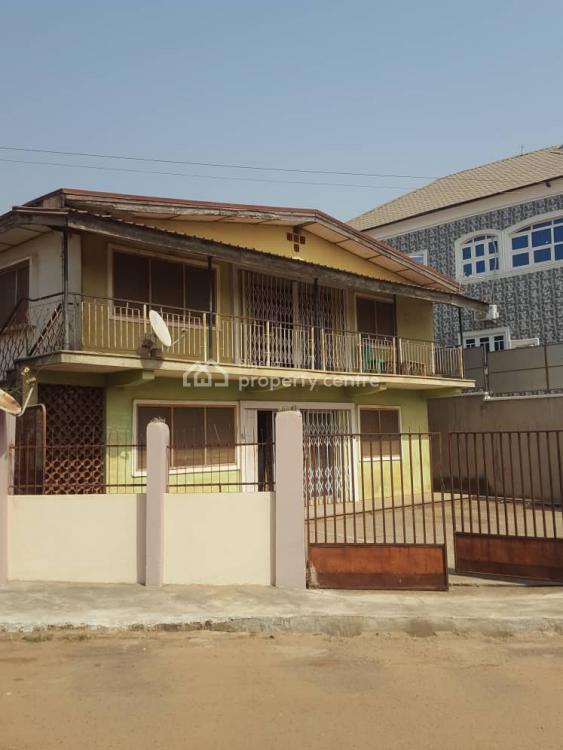 4 Block of Flats of 3 Bedroom Each, Ring Road, Ajeigbe, Beside Top Brass Hotel, Ibadan, Oyo, Block of Flats for Sale