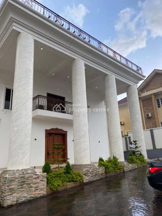 a Luxury 6 Bedroom Mansion with 2 Rooms Boys Quarters, Asokoro District, Abuja, Detached Duplex for Sale