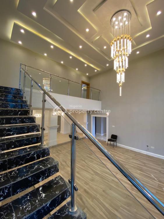 Beautifully Built 5 Bedroom Detached Mansion, Pool, 2 Bedroom Bq, Cctv, Gaduwa District, Gaduwa, Abuja, House for Sale