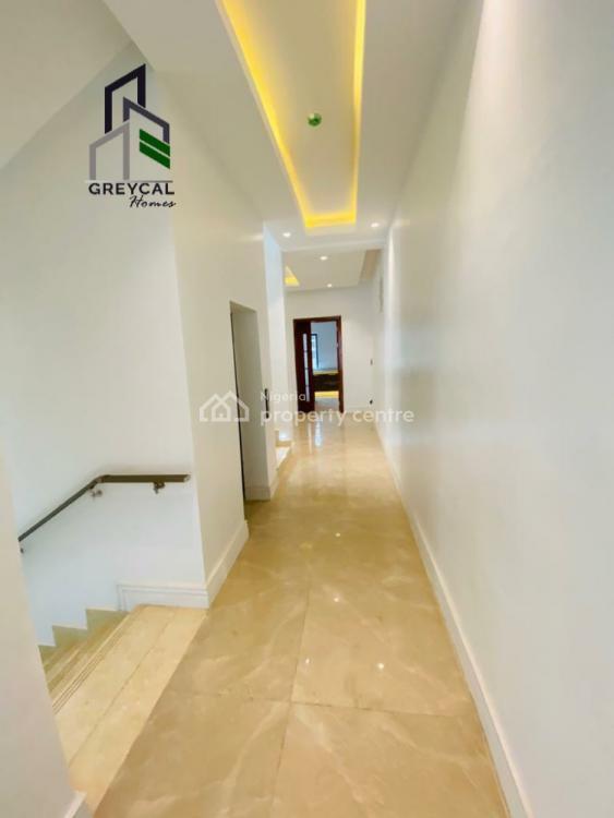 5 Bedrooms Luxurious Semi Detached Duplex with Bq, Private Elevator, Pool, Banana Island, Ikoyi, Lagos, Semi-detached Duplex for Sale