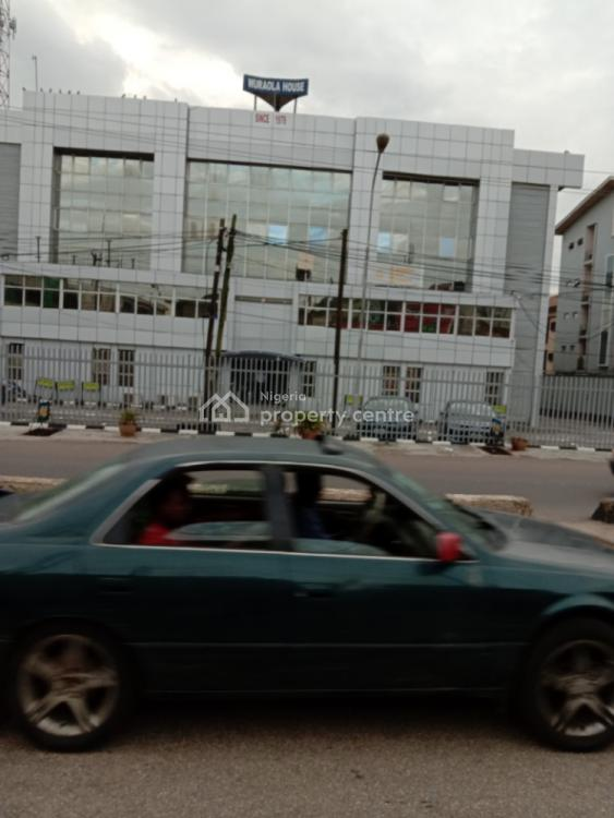 4 Floors Office Complex, Directly on Allen Avenue, Allen, Ikeja, Lagos, Plaza / Complex / Mall for Sale