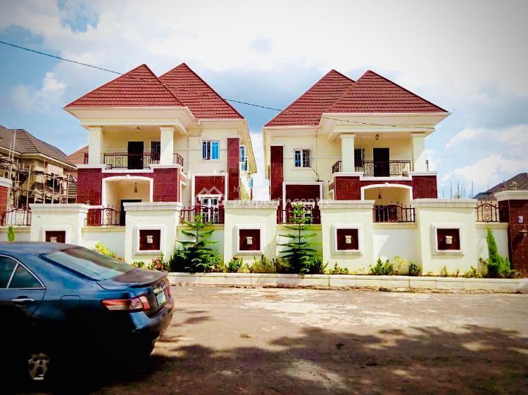 Fantastic Four Bedroom Duplex Up for Grab, Chime Estate, Thinkers Corner, Enugu, Enugu, Detached Duplex for Sale