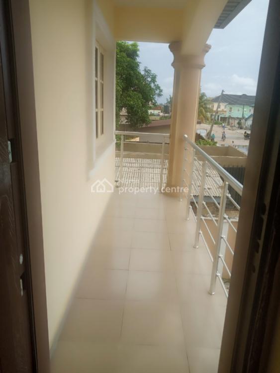 Terrace Duplex., Off Mobil Road, Ilaje, Ajah, Lagos, Terraced Duplex for Rent