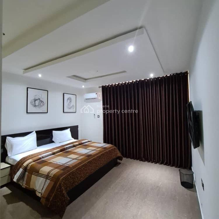 Aesthetic 3 Bedroom Apartment with Top Notch Facilities, Glover Road, Old Ikoyi, Ikoyi, Lagos, Flat Short Let