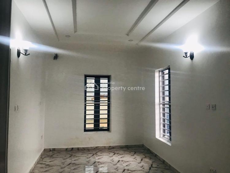 Newly Built 4 Bedroom Townhouse in a Fully Serviced Estate, Conservation Road By Lekki Conservation Center, Chevron, Lekki Expressway, Lekki, Lagos, Terraced Duplex for Rent