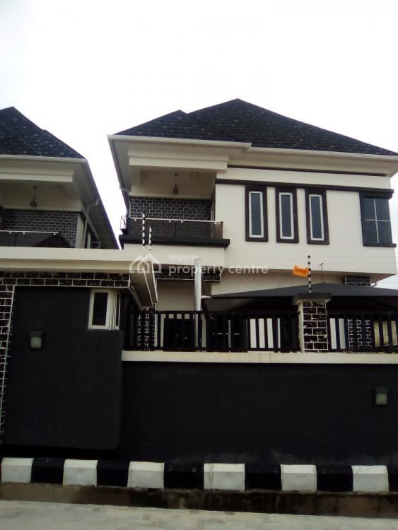 4 Bedrooms Fully Detached House, Chevron, Ikota, Lekki, Lagos, Detached Duplex for Sale