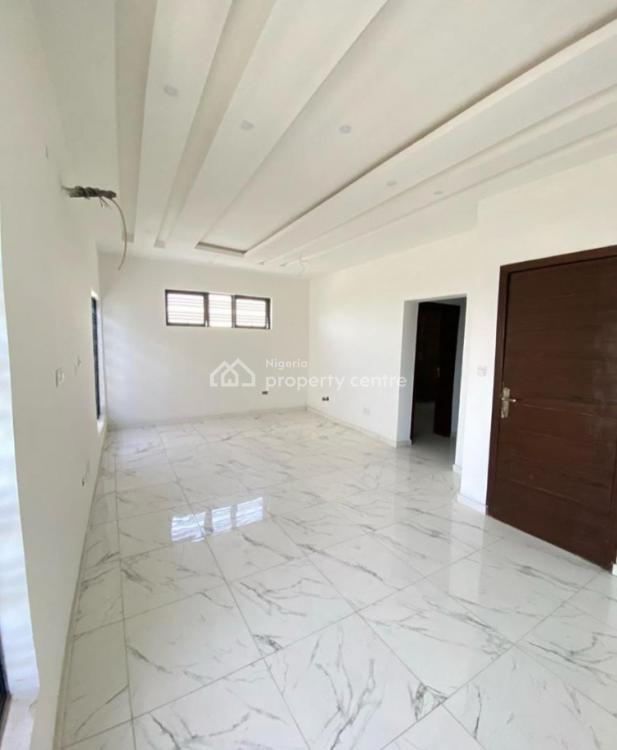 a Tastefully Finished 4 Bedroom Semi Detached Duplex with a Bq, Orchid Road, 2nd Lekki Tollgate Chevron, Lekki, Lagos, Semi-detached Duplex for Sale