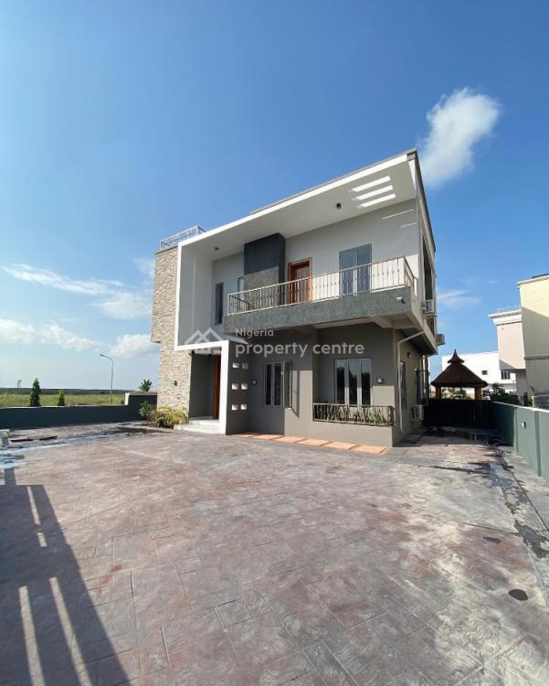 5 Bedroom Detached Duplex with Bq, Osapa London, Lekki, Lagos, Semi-detached Duplex for Sale