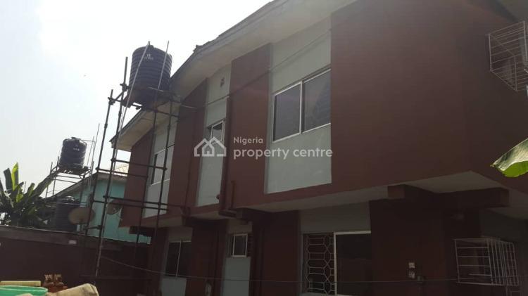 a Block of Four Nos Three Bedroom Flat, Awawu Street Off Aranbaje Road, Igando, Ikotun, Lagos, Block of Flats for Sale
