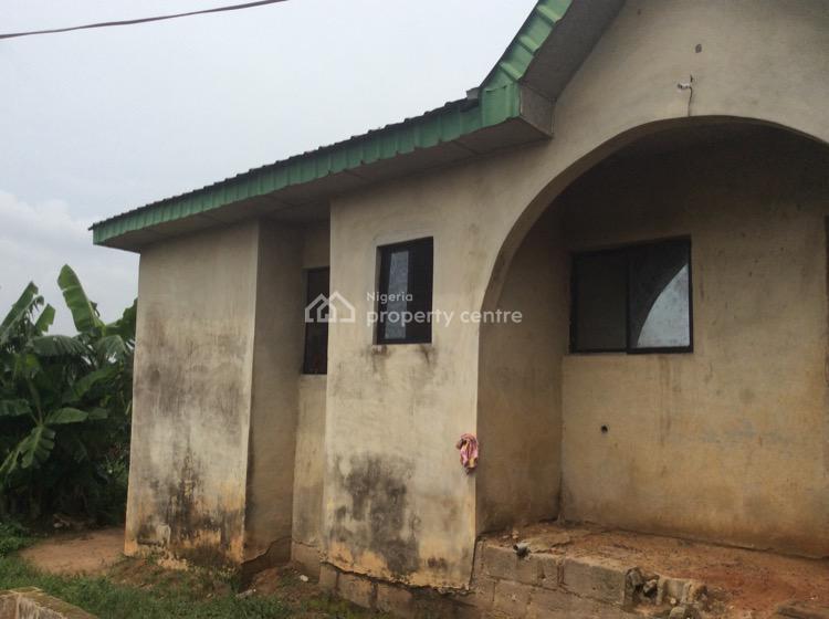 4 Bedroom Detached Bungalow, Isiwu After Adamo, Ikorodu, Lagos, Detached Bungalow for Sale