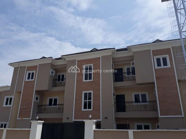Tastefully Finished 4 Units of 3 Bedroom and 2 Units of 2 Bedroom Flat, Agungi, Lekki, Lagos, House for Sale