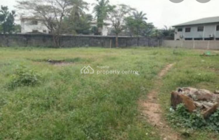 1060 Square Meter Land, Osborne Phase1 Estate, Ikoyi, Lagos, Residential Land for Sale