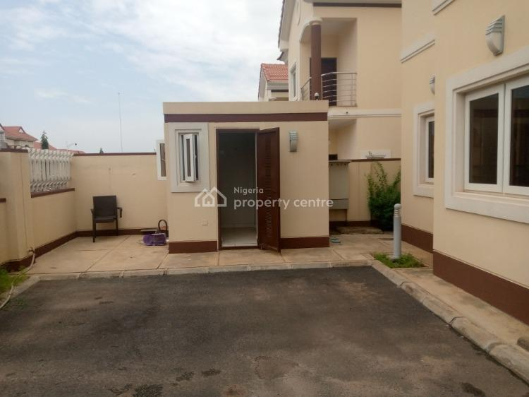 Luxury Four Bedroom Duplex with Bq, Life Camp Near Brains and Hammers, Gwarinpa, Abuja, Detached Duplex for Rent
