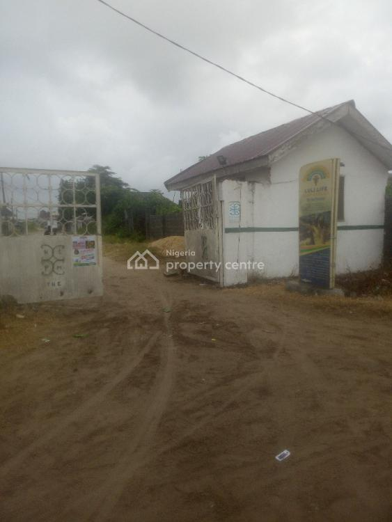 Uncompleted 3 Bedrooms Bungalow, Nigeria Printing and Minting Estate (oke Ira Nla), Badore, Ajah, Lagos, Detached Bungalow for Sale