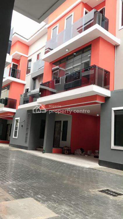 Exquisitely Newly Built 4 Bedroom Terrace, Oniru Estate, Victoria Island (vi), Lagos, Terraced Duplex for Sale