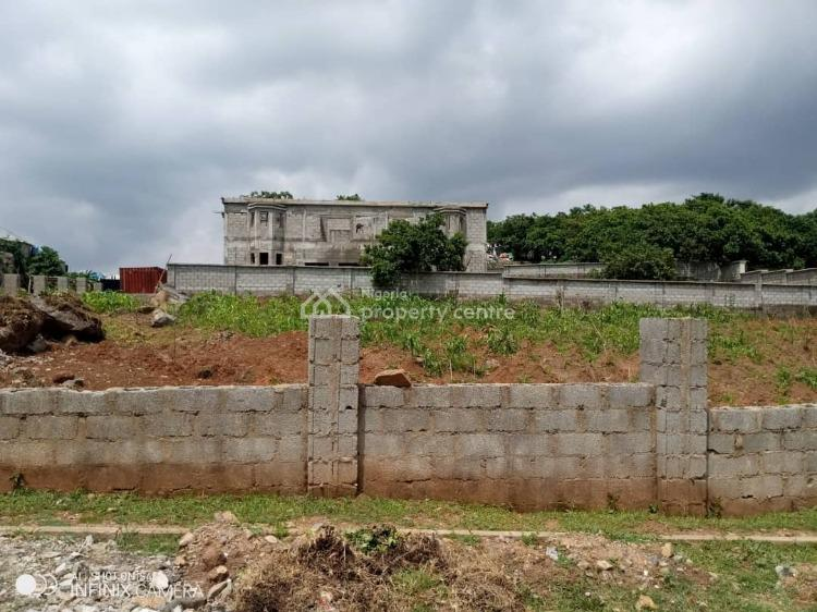 1900sqm Land. C of O, Buildable and Livable on a Tarred Road Good, Guzape District, Abuja, Residential Land for Sale