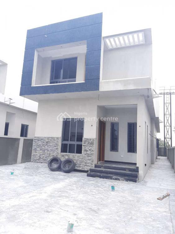 a Newly Built 5 Bedroom Duplex + Bq + Fitted Kitchen + Jacuzzi, Ikate Elegushi, Lekki, Lagos, Detached Duplex for Sale
