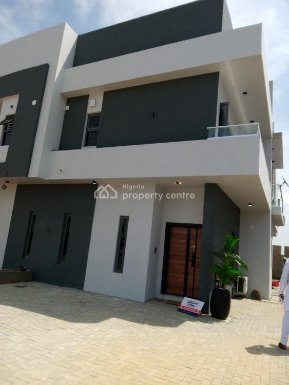 Three Bedroom Semi Detached Duplex with Bq, Abraham Adesanya Axis, Ajah, Lagos, Semi-detached Duplex for Sale