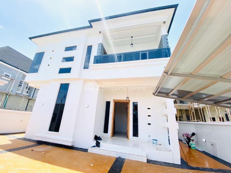 Very Lovely 5 Bedroom Fully, Osapa, Lekki, Lagos, Detached Duplex for Sale