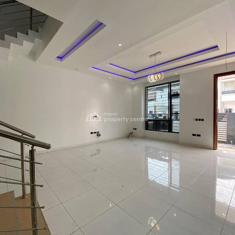 4 Bedrooms Semi-detached House, with a Penthouse, Idado, Lekki, Lagos, Semi-detached Duplex for Sale