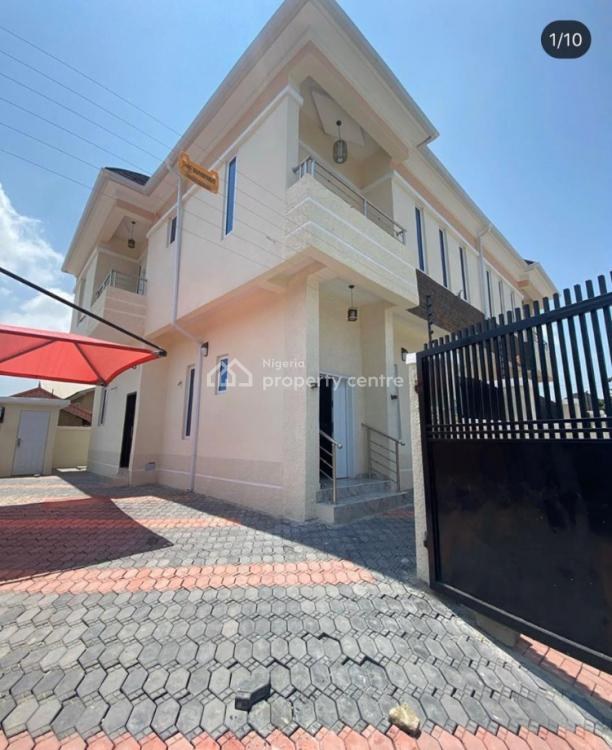 Newly Built 4 Bedroom Semi Detached Duplex, Thomas Estate, Ajah, Lagos, Detached Duplex for Rent