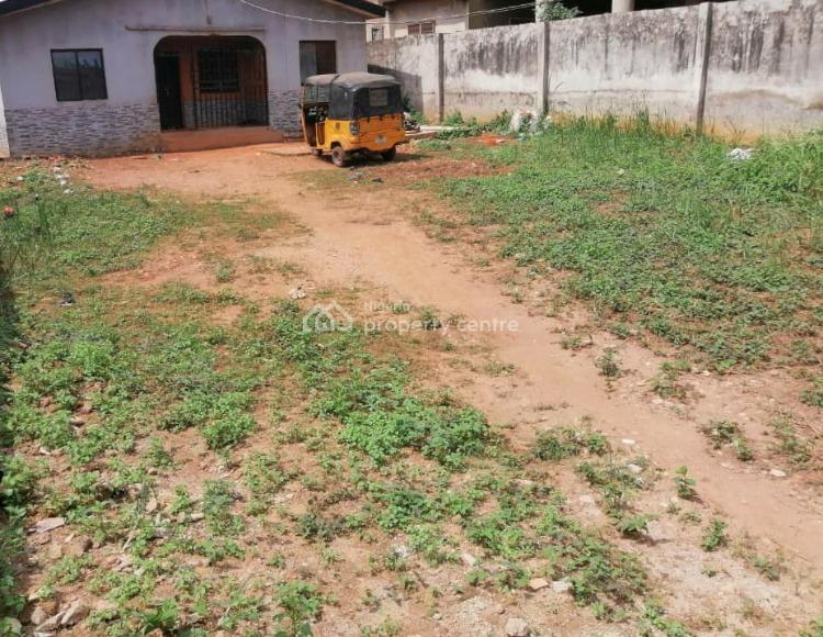 a Standard Three Bedroom Setback, Ikola, Alimosho, Lagos, Detached Bungalow for Sale