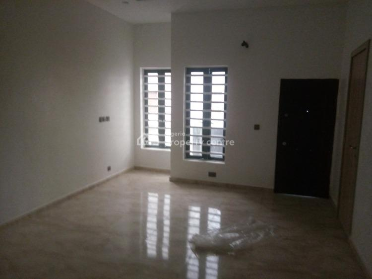 a Brand New 4 Superbly Finished Bedroom Serviced Terrace Apartment, Ikota Villa Estate, Ikota, Lekki, Lagos, Terraced Duplex for Rent