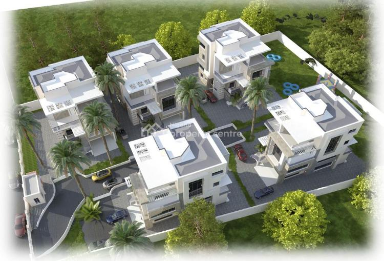 a Luxury Executive House. Elevator, Cinema Room, Basement., Katampe Extension, Katampe, Abuja, House for Sale