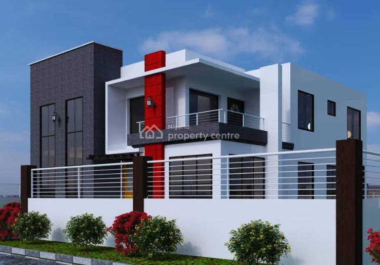 Detached Duplex Within a Fast Developing Estate, Katampe Extension, Katampe, Abuja, Detached Duplex for Sale
