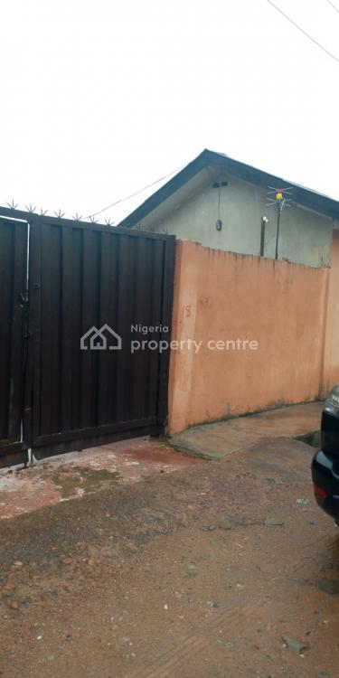 Solidly Built Bungalow Set Back on a Plot with C of O, Off Jakande-ijegun New Road, Ijegun, Ikotun, Lagos, Detached Bungalow for Sale