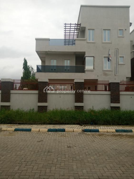 Luxury 5 Bedroom Detached Duplex in a Secure Estate, Apple Junction, Amuwo Odofin, Lagos, Detached Duplex for Sale