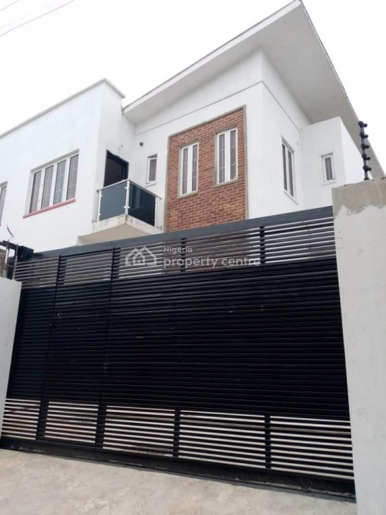 New 4 Bedroom Fully Detached Duplex, Magodo Phase 1, Gra, Magodo, Lagos, Semi-detached Duplex for Sale