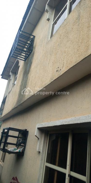 Well Built 2 Units 4 Bedroom Flats, Off Ijegun Jakande Road, Ijegun, Ikotun, Lagos, Block of Flats for Sale