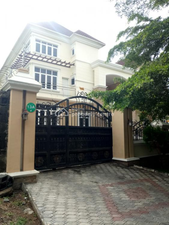 a Tastefully Finished Brand New Semi-detached 6 Bedroom Duplex, Wuse 2, Abuja, Semi-detached Duplex for Rent