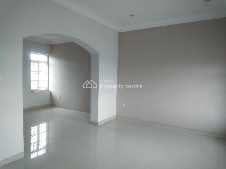 Service Three Bedrooms Terrace Duplex with Bq Swimming Pool and Gym, Diplomatic Zones, Abuja, Terraced Duplex for Rent