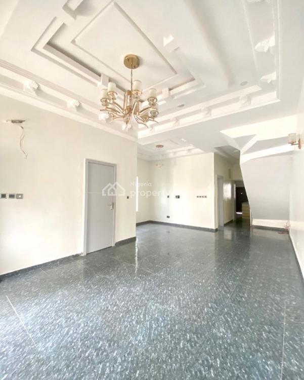 Primed 4 Bedroom Semi Detached Duplex in a Nice Location, Ologolo, Lekki, Lagos, Semi-detached Duplex for Sale