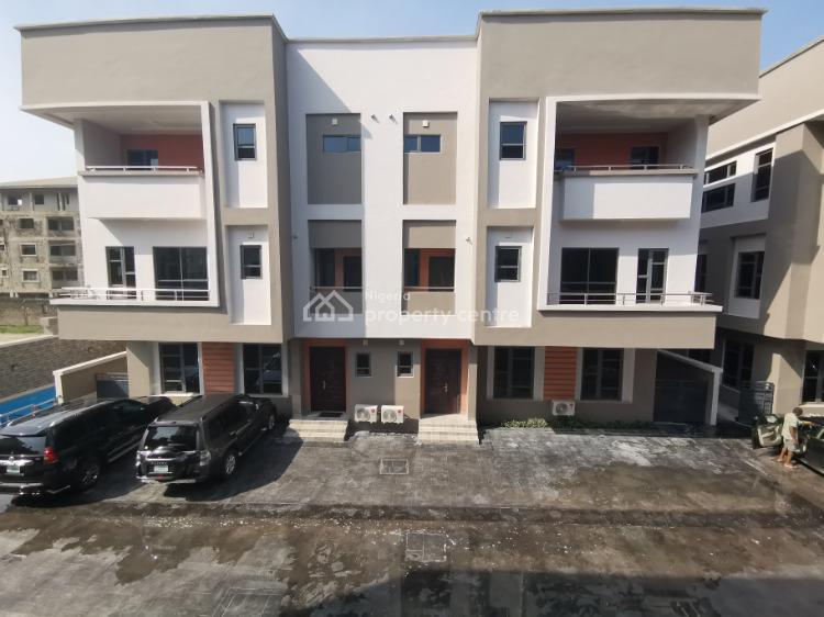 5 Bedrooms Semi Detached Duplex with Bq, Oniru, Victoria Island (vi), Lagos, Semi-detached Duplex for Sale