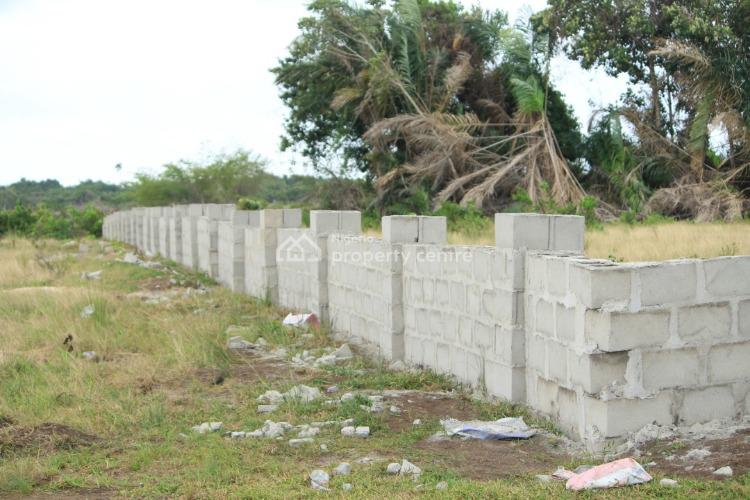 Good Dry Land in a Secured Estate and Great Location, Ise, Igbogun, Ibeju Lekki, Lagos, Mixed-use Land for Sale