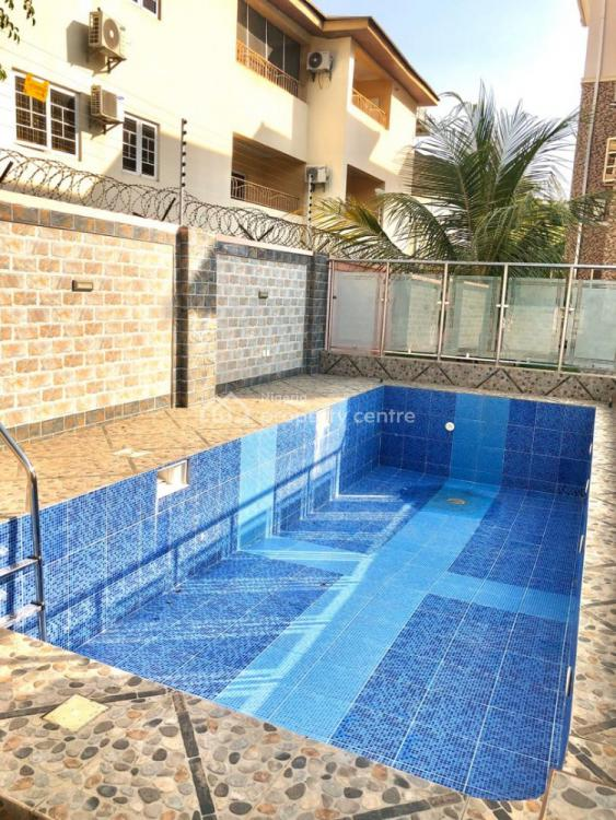Newly Built Luxury 2 Bedroom. Fully Furnished and Fully Serviced, Jabi, Abuja, Flat for Rent